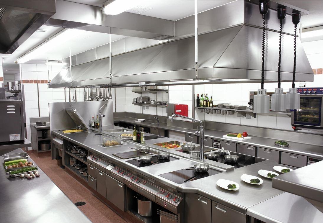 不锈钢厨房设备应该如何保养?