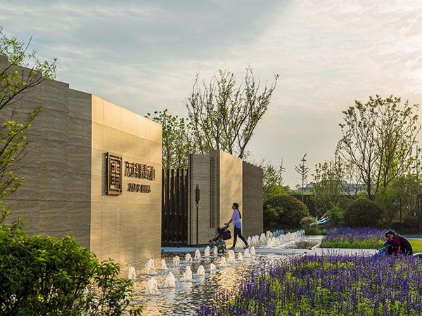 扬州怡人城市花园