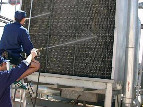 洁净风管清洗