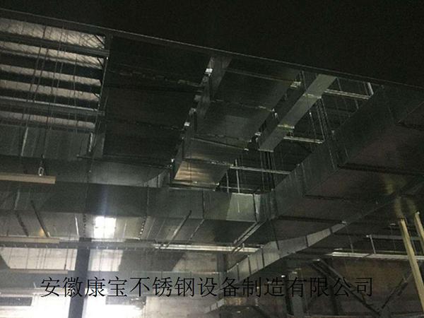 地下室消防排烟工程