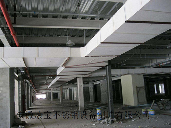 复合风管工程