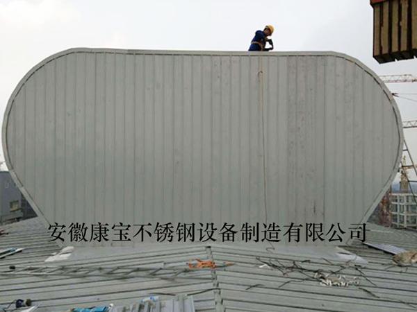 工业厂房通风换气工程