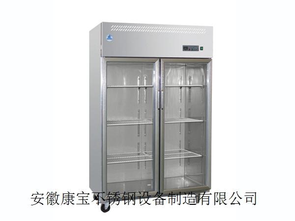 双门展示冰柜